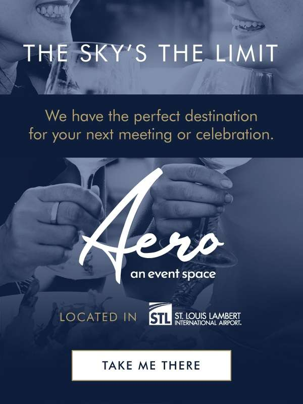 Aero Event Space at St. Louis Lambert International Airport