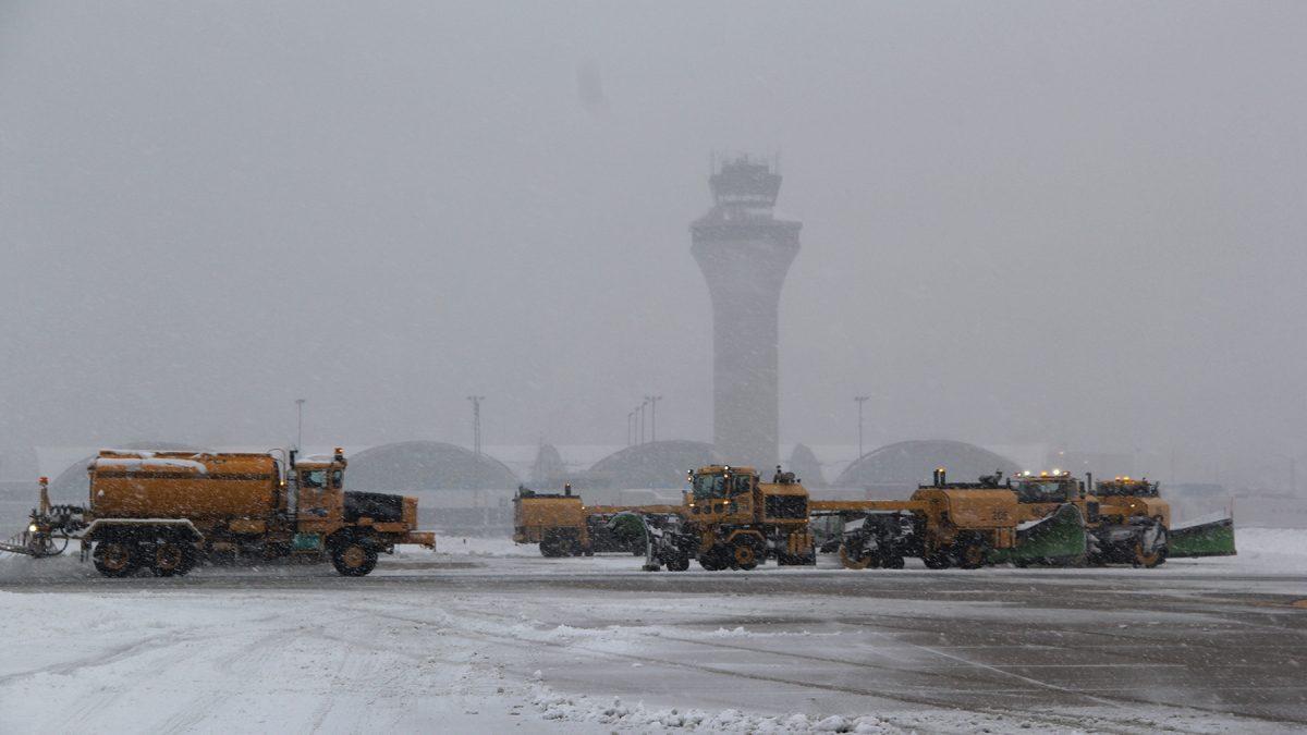Resultado de imagen para storm snow US airports