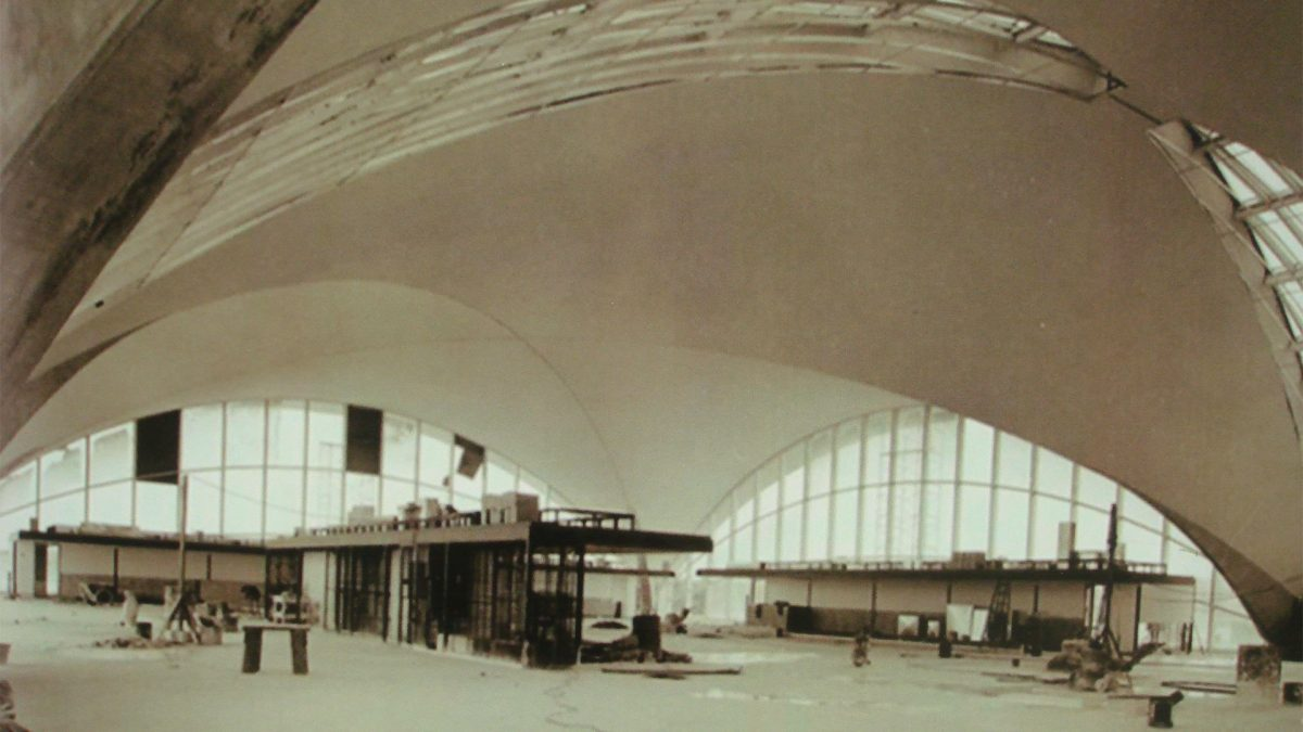 history st louis lambert international airport