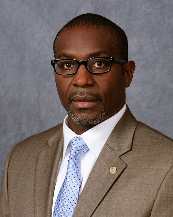 Photo of Hon. Lewis Reed